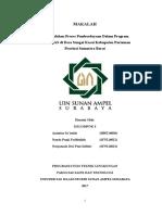Permasalahan Proses Pemberdayaan Dalam Program PAMSIMAS di Desa Sungai Kasai Kabupaten Pariaman Provinsi Sumatera Barat.docx