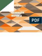Matriz curricular estado de São Paulo - Geografia e História