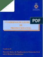 Directriz Básica Proteccion Civil_Inundaciones
