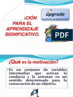 Técnicas de Motivación