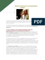 Teología de La Esperanza, Bárbara Andrade