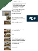 PDF 153 Rocaille-Kette Strickliesel