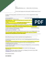 Bewerbung_Beschwerde_Bitte Um Informationen Ejemplos