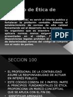 Codigo de Etica Del IFAC SINERGIA