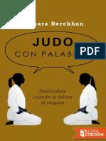 Barbara Berckhan-Judo Con Palabras