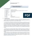 Silabo Modular Administracion de Redes 2013