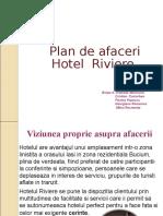 Plan de Afaceri Riviere