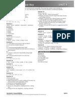Top Notch 03 Unit 09 Workbook Ak