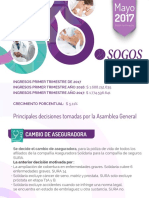 Boletín MAYO SOGOS