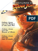 The Adventures of Indiana Jones 1-3