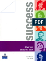 Success Advanced Student's Book