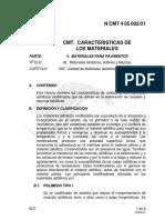 N CMT 4-05-002 01 Modificados