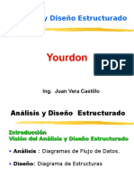 Clase Yourdon y el Analisis Estructurado