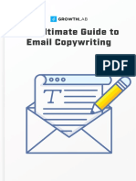 Growthlab Ultimate Guide to Email Copywriting