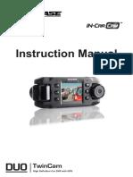 NBDVR-DUO - Instruction Manual (English)