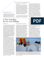 A New Paradigm for Ice Core Drilling
