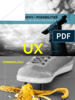 UX ethnography and possibilities