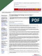 911- Media Published Fake Passenger Lists for AA Flight 11 webcache-googleusercontent-com.pdf