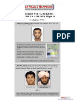 Alleged Hijackers AA Flight 11 [Crashed into WTC 1] - 3 'hijackers' alive www-whatreallyhappened-com.pdf