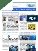 Rádios 2060 - Usuários e Aplicações - Março 2010