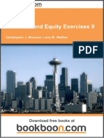 Liabilities and Equity Exercises II