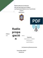 Trabajo de Radiopropagacion