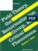 [Daniel J. Amit] Field Theory, The Renormalization Group