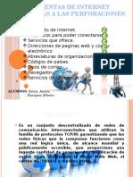 HERRAMIENTAS DE INTERNET APLICADAS A LAS PERFORACIONES- PARTE 1-ARNEZ ANALIA-ENRIQUEZ ALBERTO.pptx