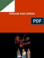 Dream and Drink - Reposado