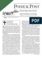 May 2017, Pohick Post
