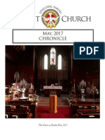 Christ Church Eureka May Chronicle 2017