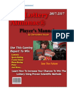 The Lottery Almanac®  - How To Win The Lottery