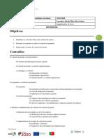 Referencial Formação UFCD 0620