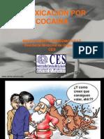 Cocaina intoxicacion