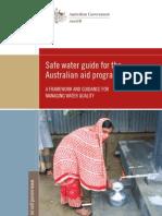 Bangladesh Rainwater harvesting is providing safe drinking water