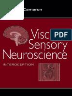 Cameron_Visceral Sensory Neuroscience-Interoception_0195136012