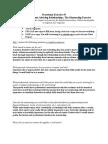 revision 01381772-josephrmartin-practicumexercise8understandingyouradvisingrelationships the mentorship exercise