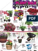 Seright's Ace Hardware May 2017 Plant Sale
