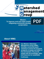 Watershed Management Group