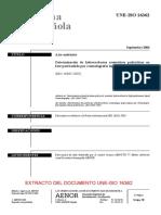 UNE ISO 16362-2006