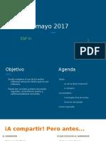 4 de mayo 2017  esp iii