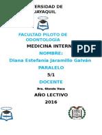 Portafolio de Medicina Interna