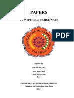 Adi.computer Personnel