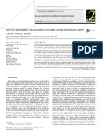 Effective parameters for calculating discharge coef sluice gates.pdf