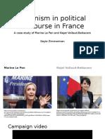 feminism in political discourse in france