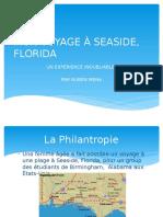 MON VOYAGE À SEASIDE, FLORIDA.pptx