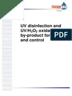 UV Disinfection and UV-H2O2 Oxidation