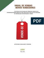 Manual de Vendas Novos Vendedores