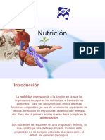 ppt nutricion