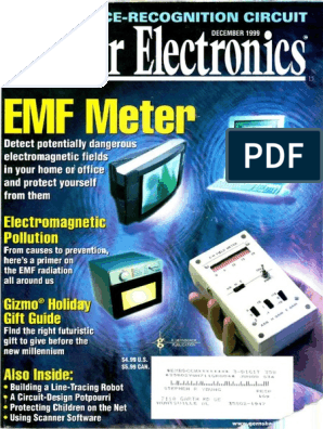 PE 1999-12 | Printed Circuit Board | Mail